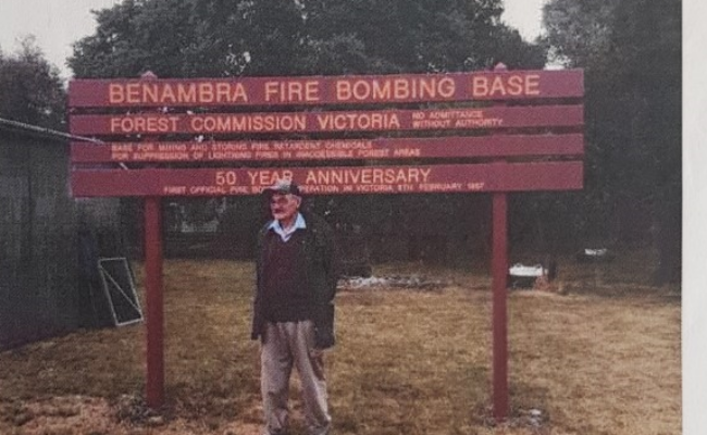 50 Years of Firebombing